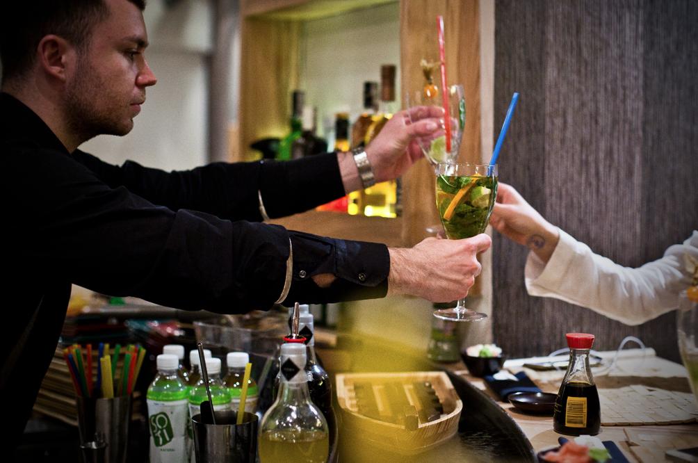 SOTI DrinkPreneur Live 2015
