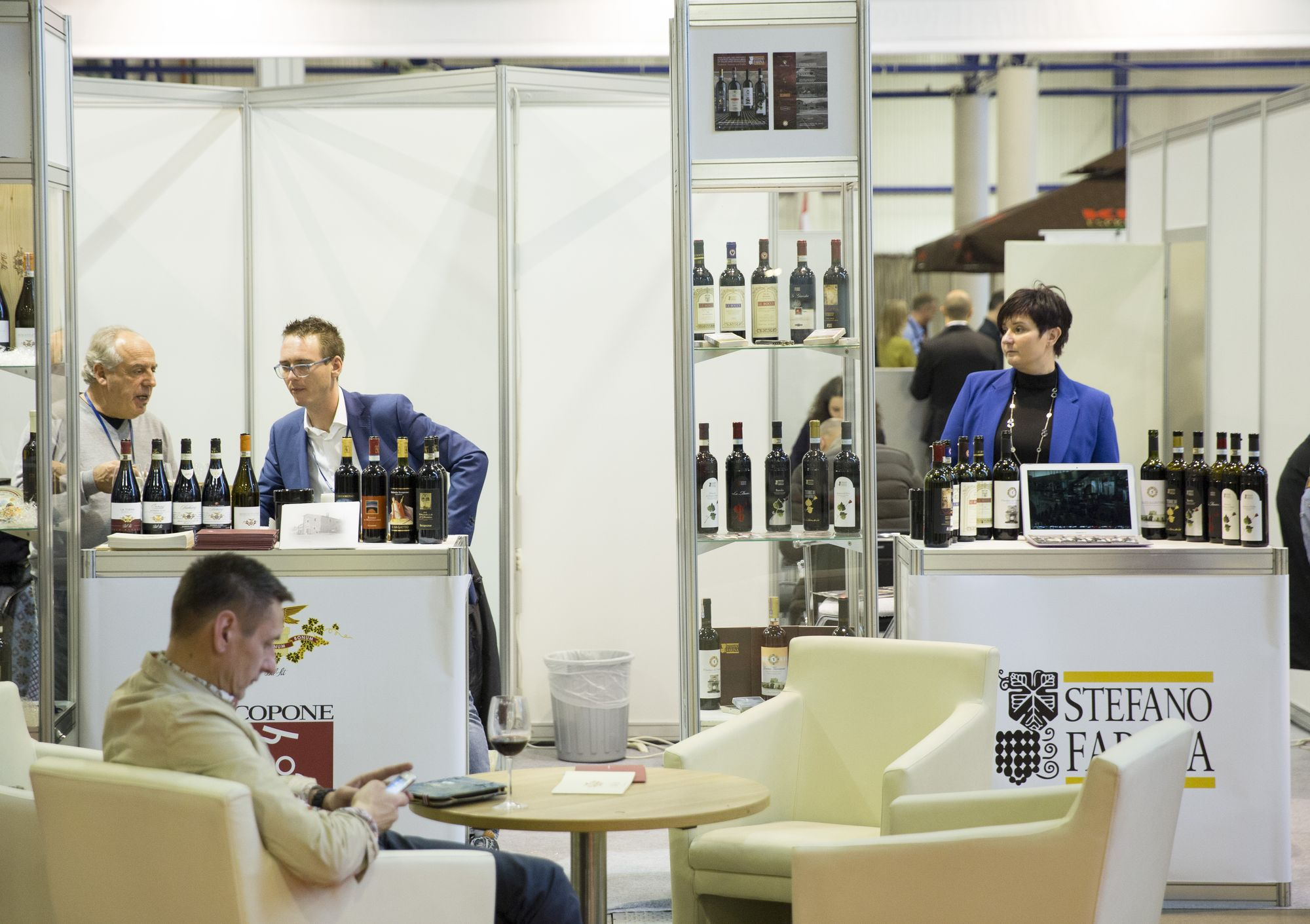 BALTIC FOOD AND BEVERAGE EXHIBITION