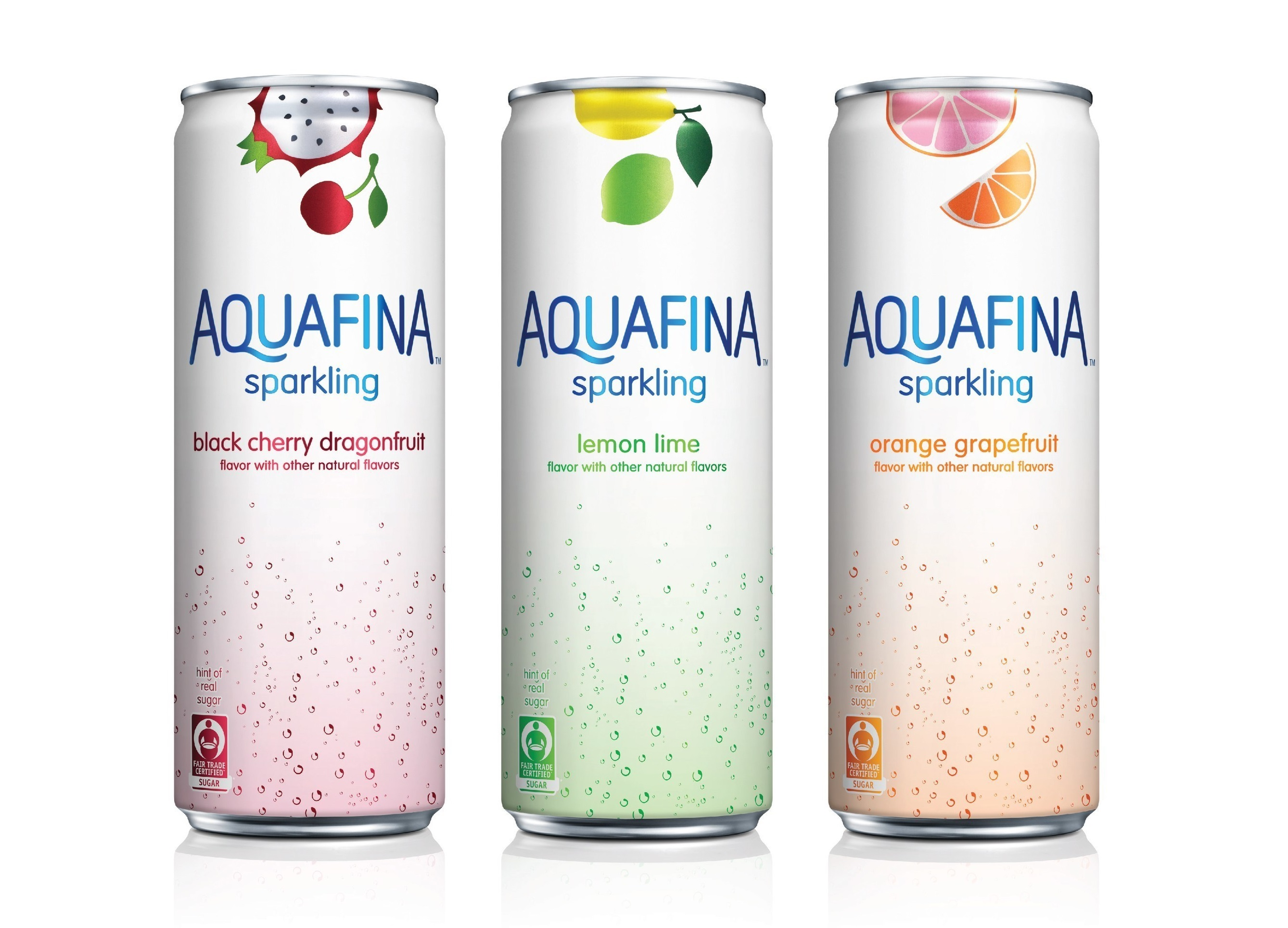 Aquafina™ Unveils New Line Of Flavored Sparkling Water