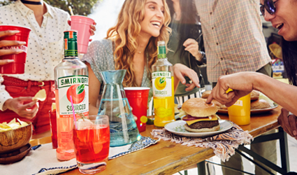SMIRNOFF™ Gets Ready For Summer With New Limited Release