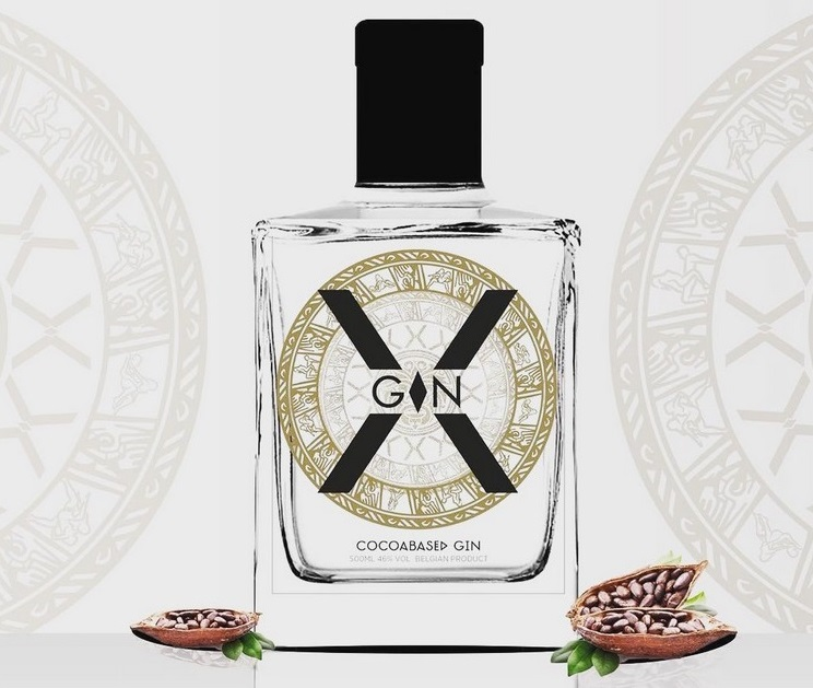 X-Gin Inspired By Mayans Created Xocoatl