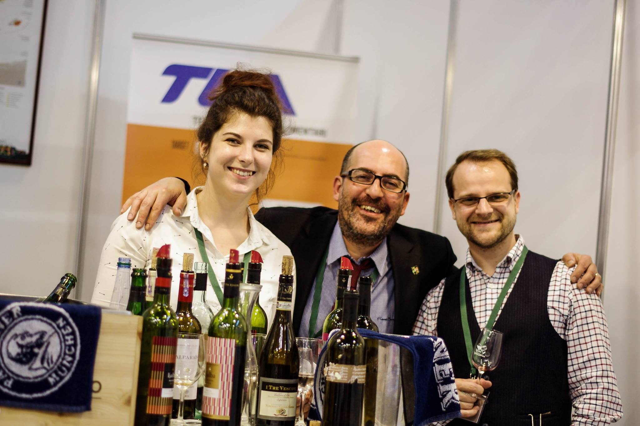 The Biggest Wine Exhibition in The Baltic States