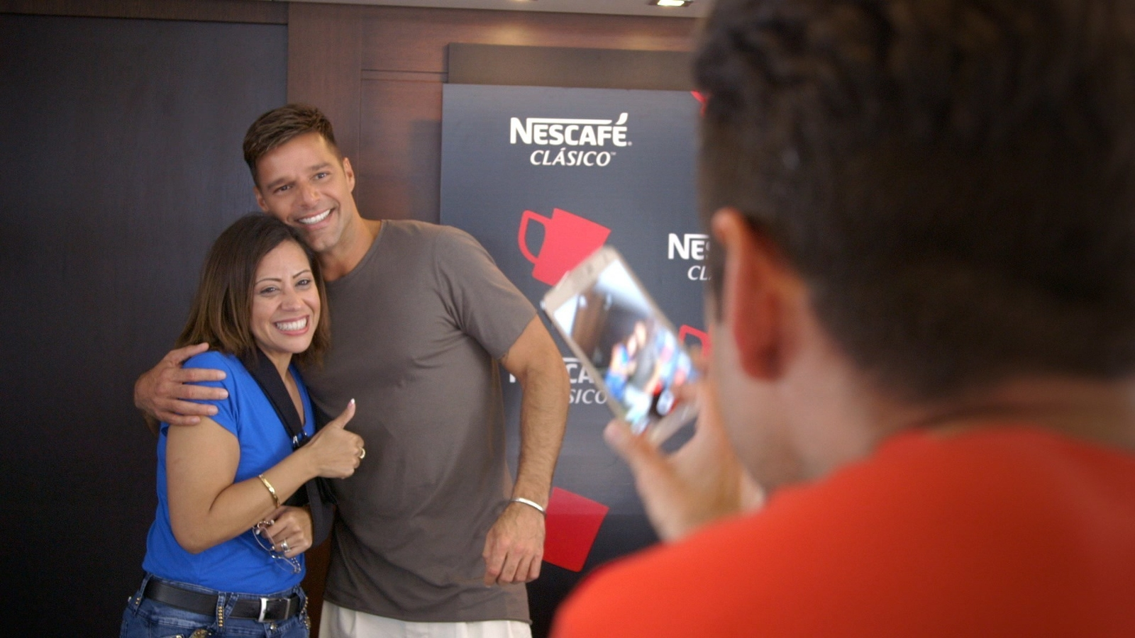 Nescafe Teams Up with Ricky Martin to Break the Routine