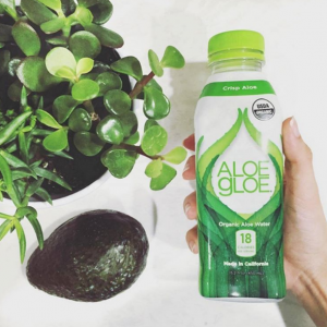Coca-Cola Invests in Organic Beverage Company Aloe Gloe