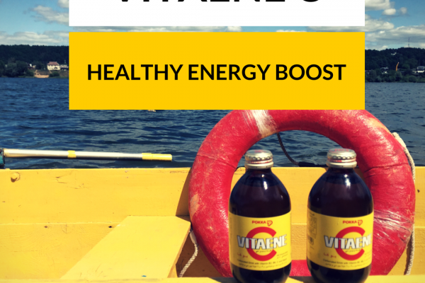 Vitaene C Gives A Healthy Energy Boost