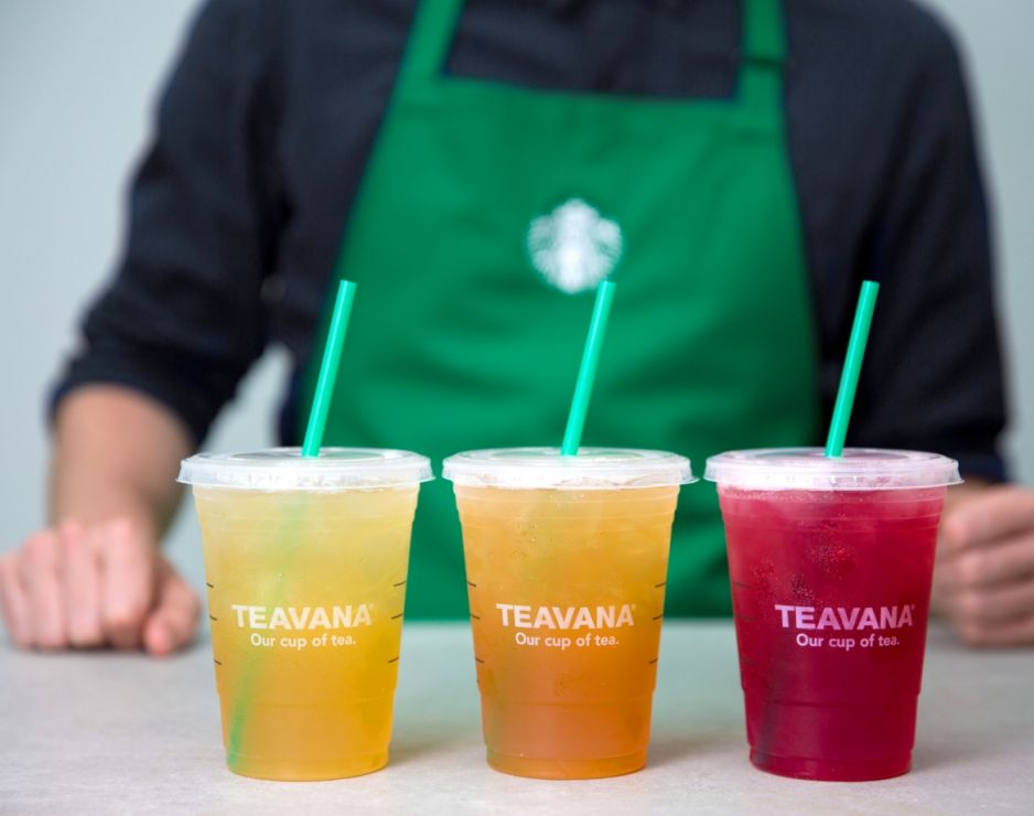 Starbucks and Anheuser-Busch to Launch Teavana Ready-to-Drink Tea in U.S. in 2017