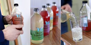 Hand Crafted Kombucha Dedicated to Tradition