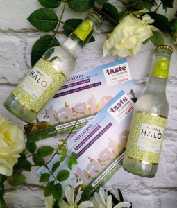 Twisted Halo - a Gentle Blend for Hot Summer Days