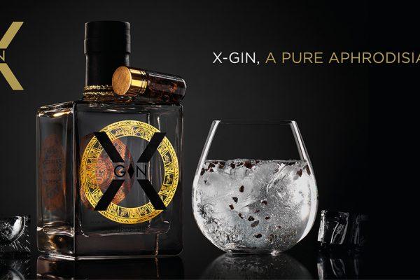 X-Gin A Pure Aphrodisiac from Belgium