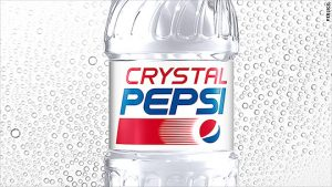 Crystal Pepsi - Iconic Clear Cola to Hit Shelves This Summer