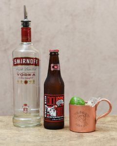 SMIRNOFF Vodka Celebrates 75 Years Since Co-Creating the Moscow Mule