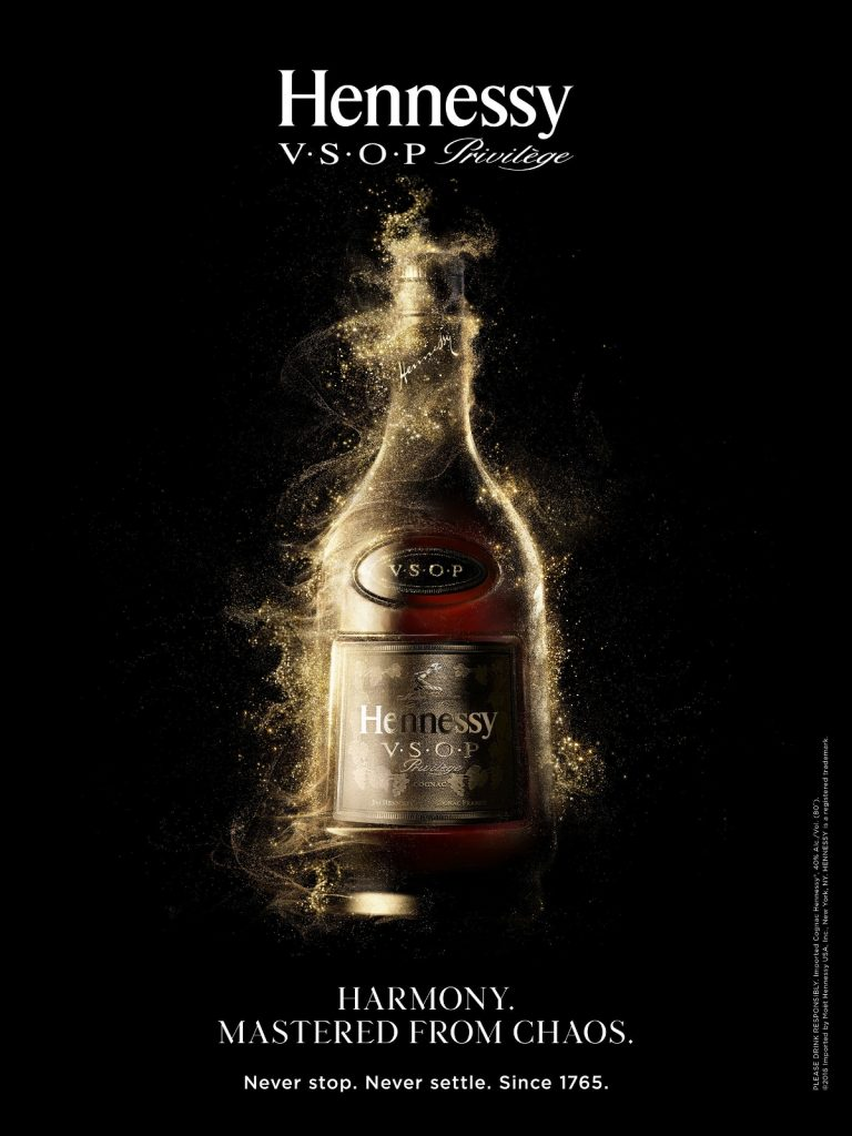 """Hennessy Launches """"Harmony. Mastered from Chaos."""" Campaign"""