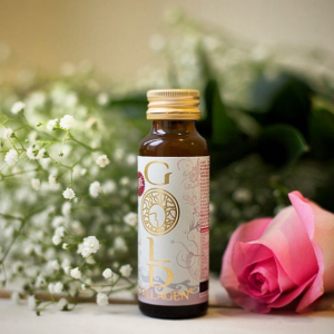 Skincare Starts With A Sip of Gold Collagen