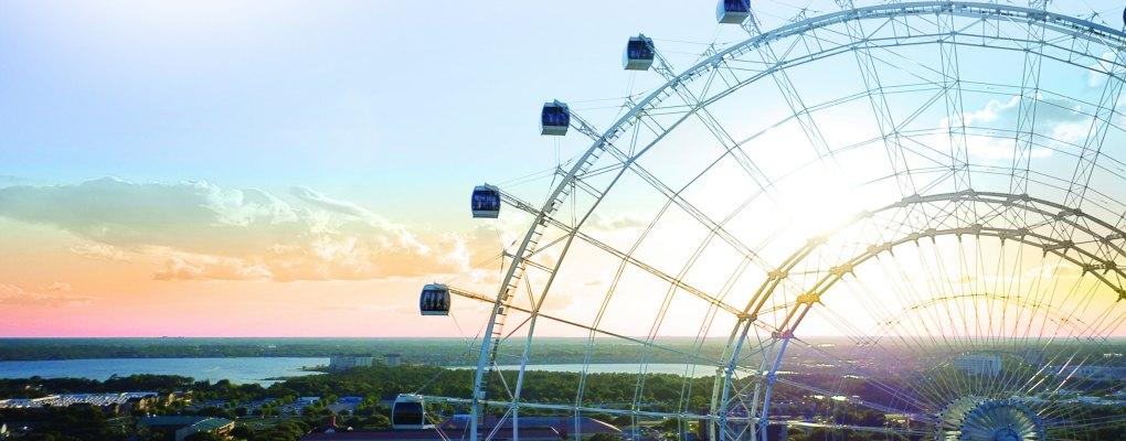 I-Drive 360 Welcomes the new Coca-Cola Orlando Eye
