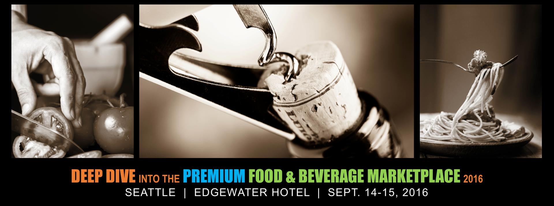 Premium Food & Beverage Marketplace