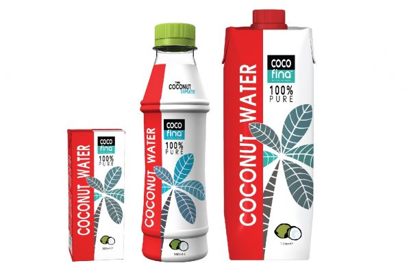 Coco Fina 100% Coconut Water