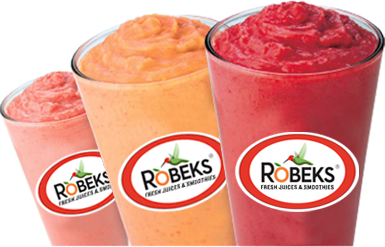 Robeks' Provide a Healthy Taste of Brazil for the 2016 Rio Olympics