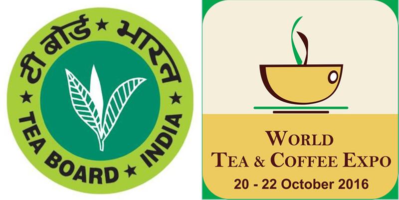 Tea Board Pavilion at World Tea & Coffee Expo 2016