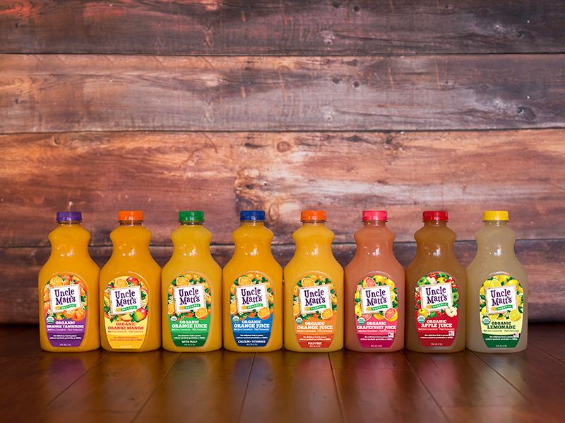 Success Story of Uncle Matt's Juice