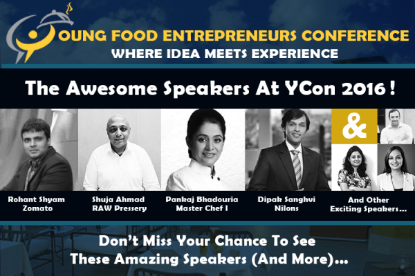 Equinox Lab presents Young Food Entrepreneurs Conference