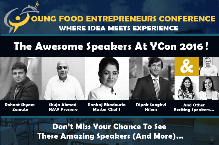 Equinox Lab presents Young Food Entrepreneurs Conference: Dream of food businesses just got closer to reality!
