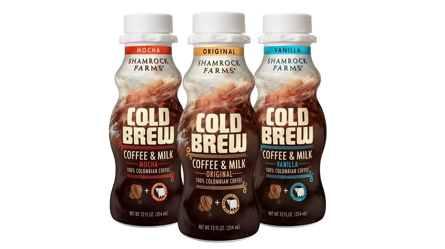 Dairy Innovator Enters Premium Cold Brew Market at Retail