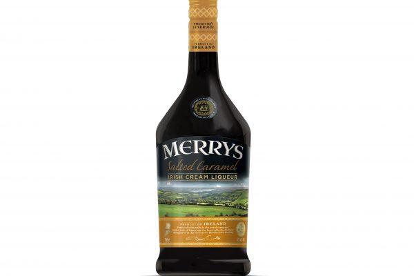 Merry's Salted Caramel Irish Cream Liqueur