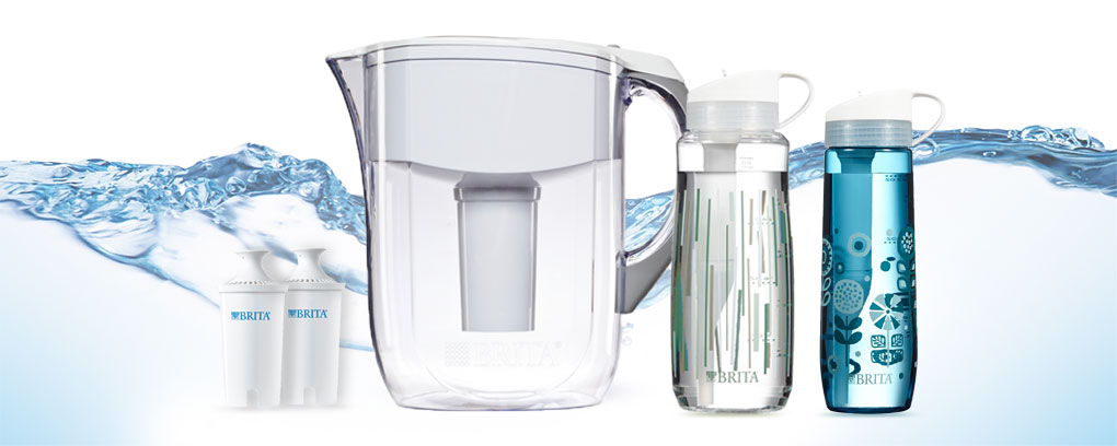 Brita Aims to Reduce Bottled Water Waste