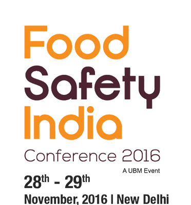 Food Safety Conference India 2016