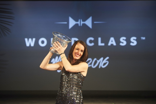 Jennifer Le Nechet is Crowned World Class Bartender