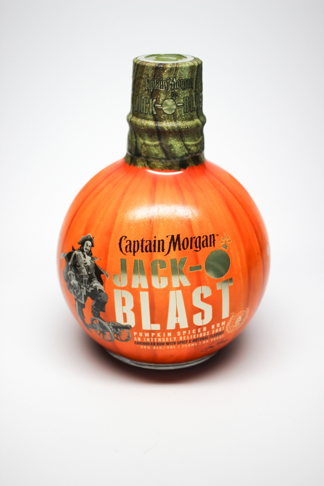 Captain Morgan Launches Limited Edition Pumpkin Spiced Rum