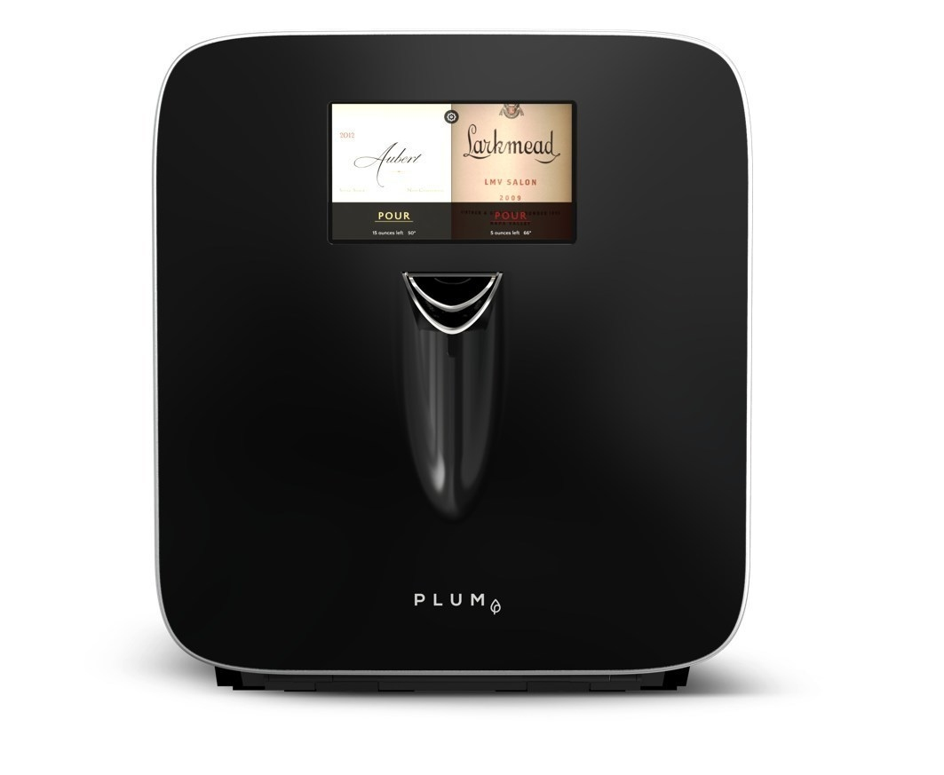 Plum Debuts First Super-Automatic Wine Appliance