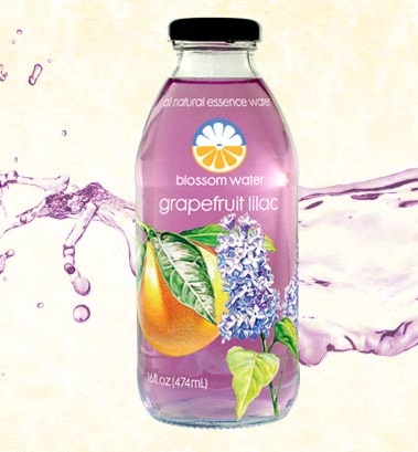 A Range Of Natural Essence Waters Inspired By Nature