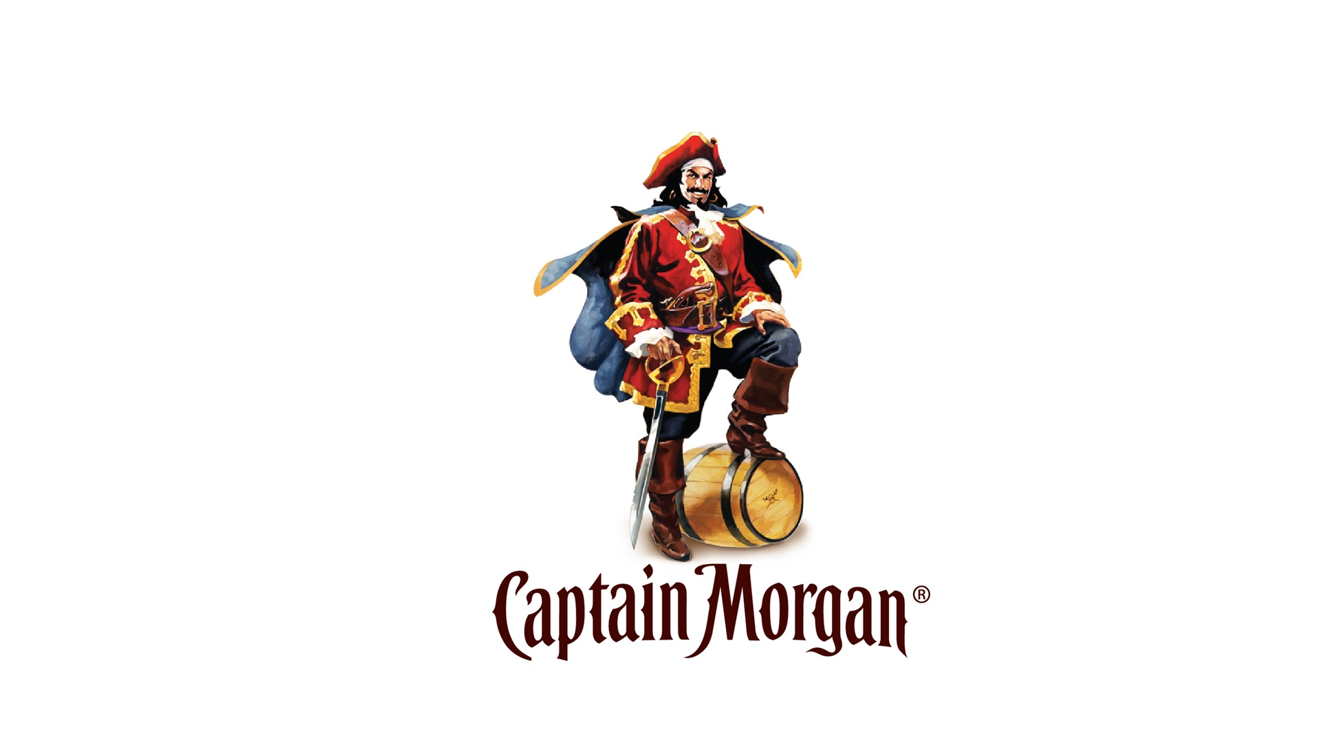 The Gallery For Gt Captain Morgan Logo Vector