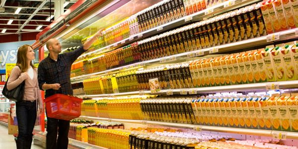 Natural & Organic Retail Foods and Beverage Market Increases