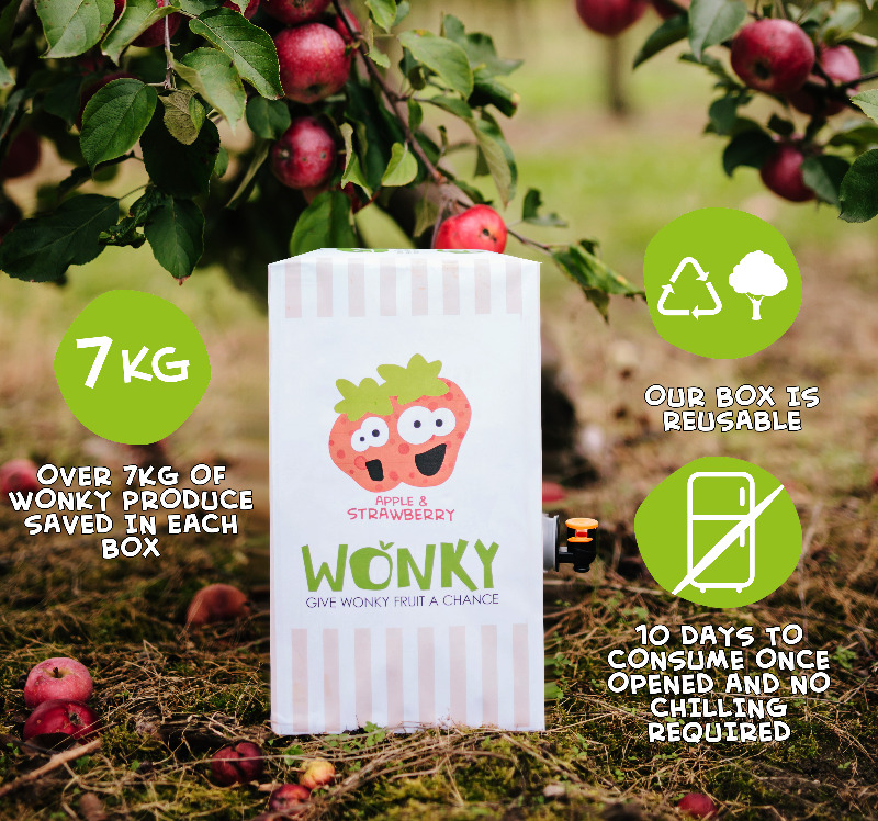 Wonky Drinks Brand Launches In The United Kingdom
