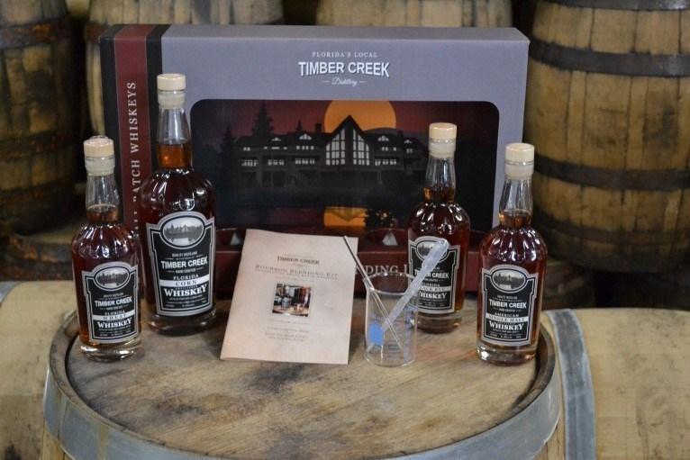 World's First Bourbon Blending Kit