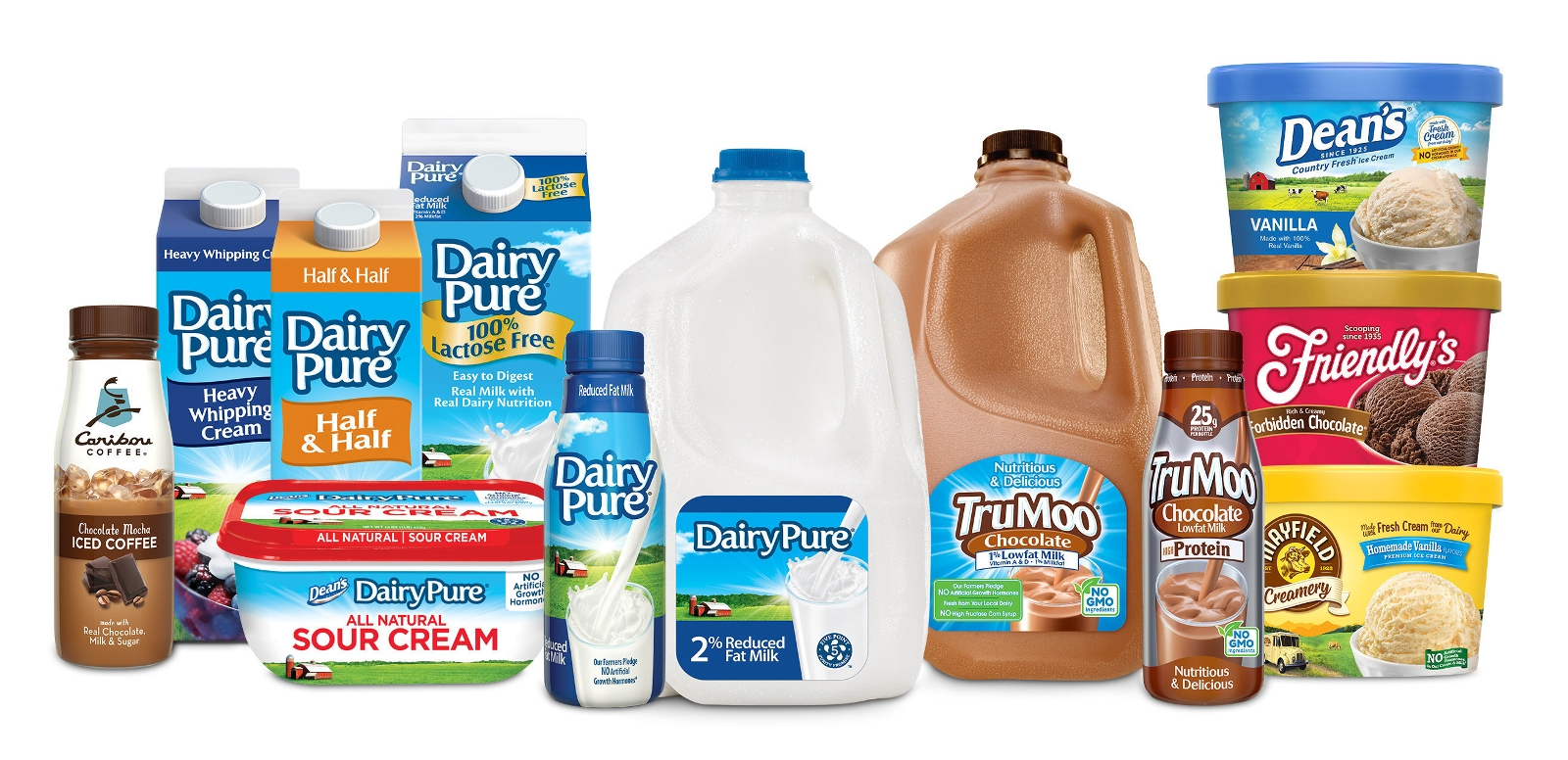 Dean Foods Is Recognized for Transforming the Dairy Category