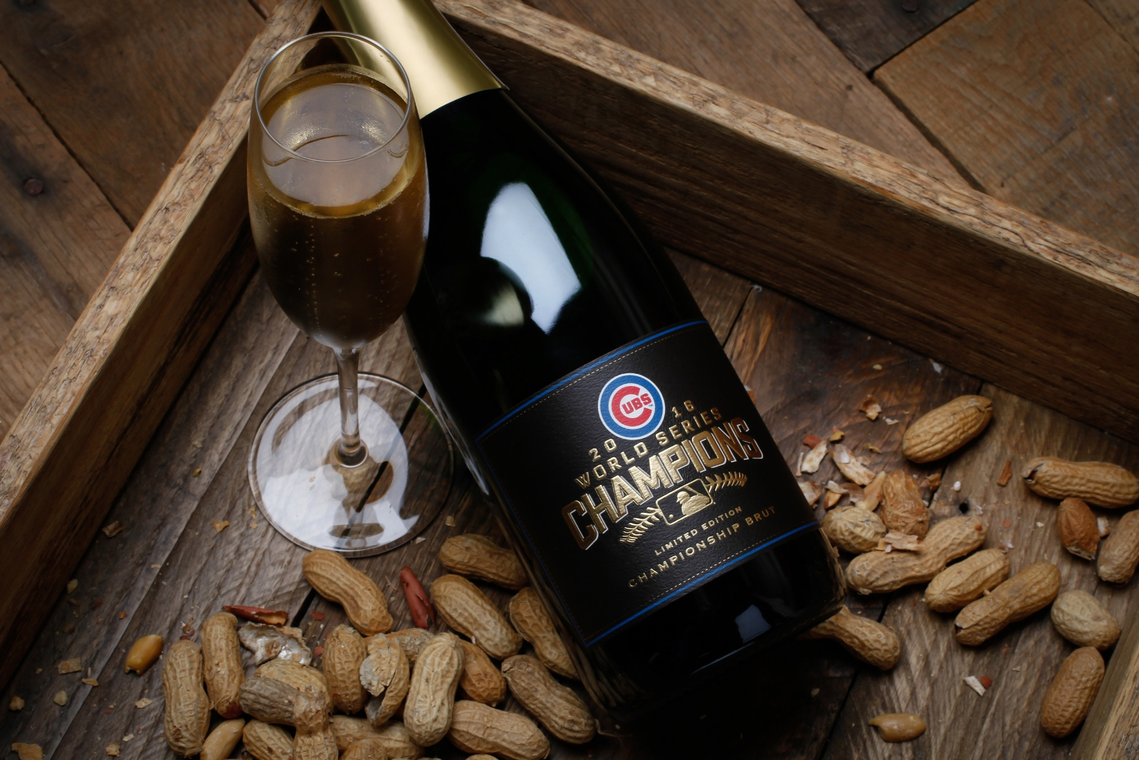 Wine by Design Releases Limited Edition Sparkling Wine