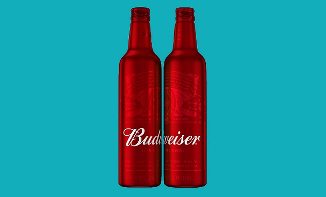 Budweiser Releases Limited Edition Packaging for Christmas Season