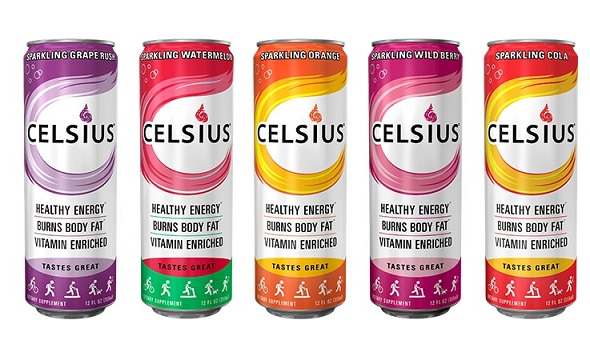 New Celsius Line Up