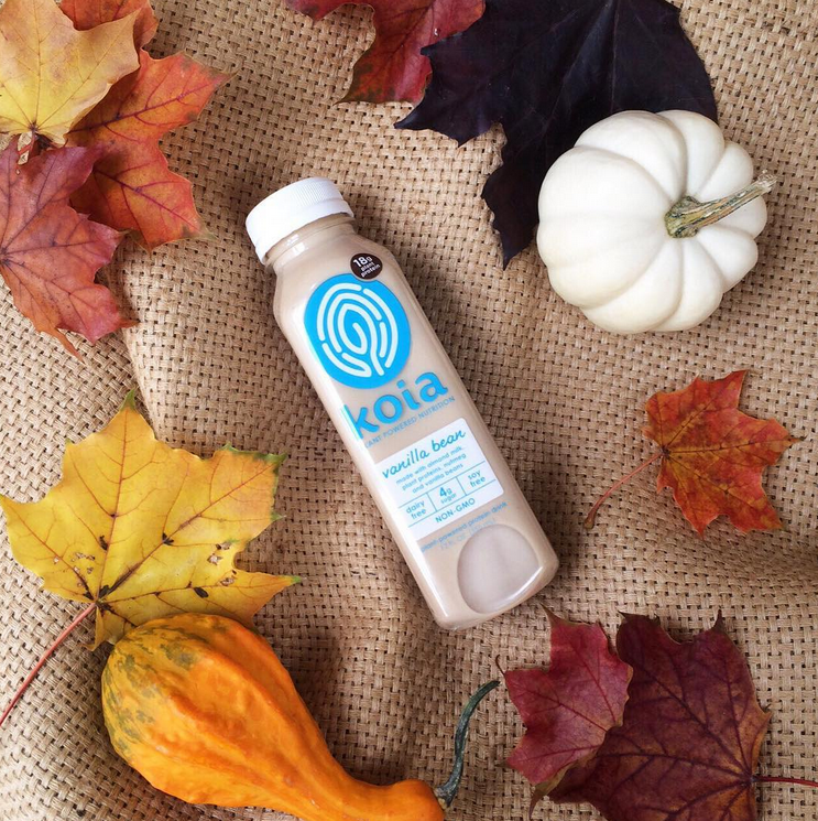 Koia Introduces Protein Drinks Featuring Unrivaled Protein-to-Sugar Ratio