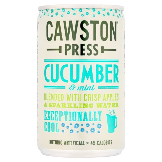 Cawston Press Kitchen Inspired Sparkling Drinks