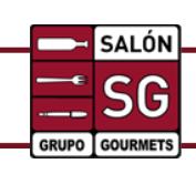 31th Salon de Gourmets