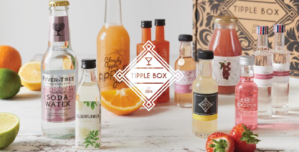 Tipple Box Raises a Glass to Success