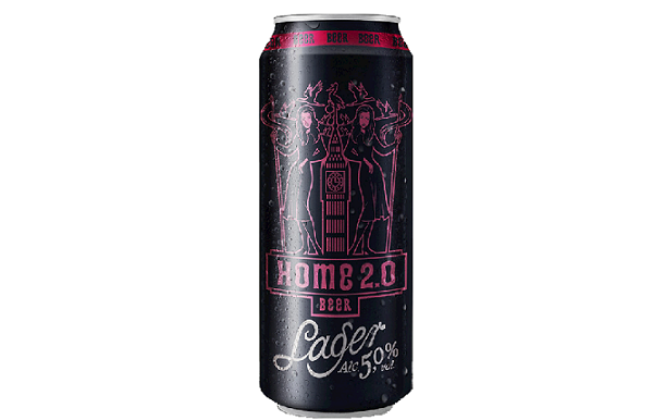 Home 2.0 Beer Lager The Brave Launch With Sweet Notes