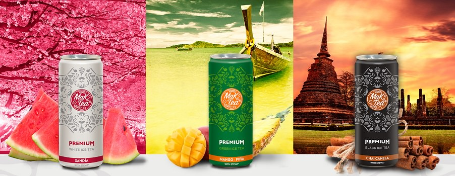 Pure And Natural MakTea Premium Ice Tea
