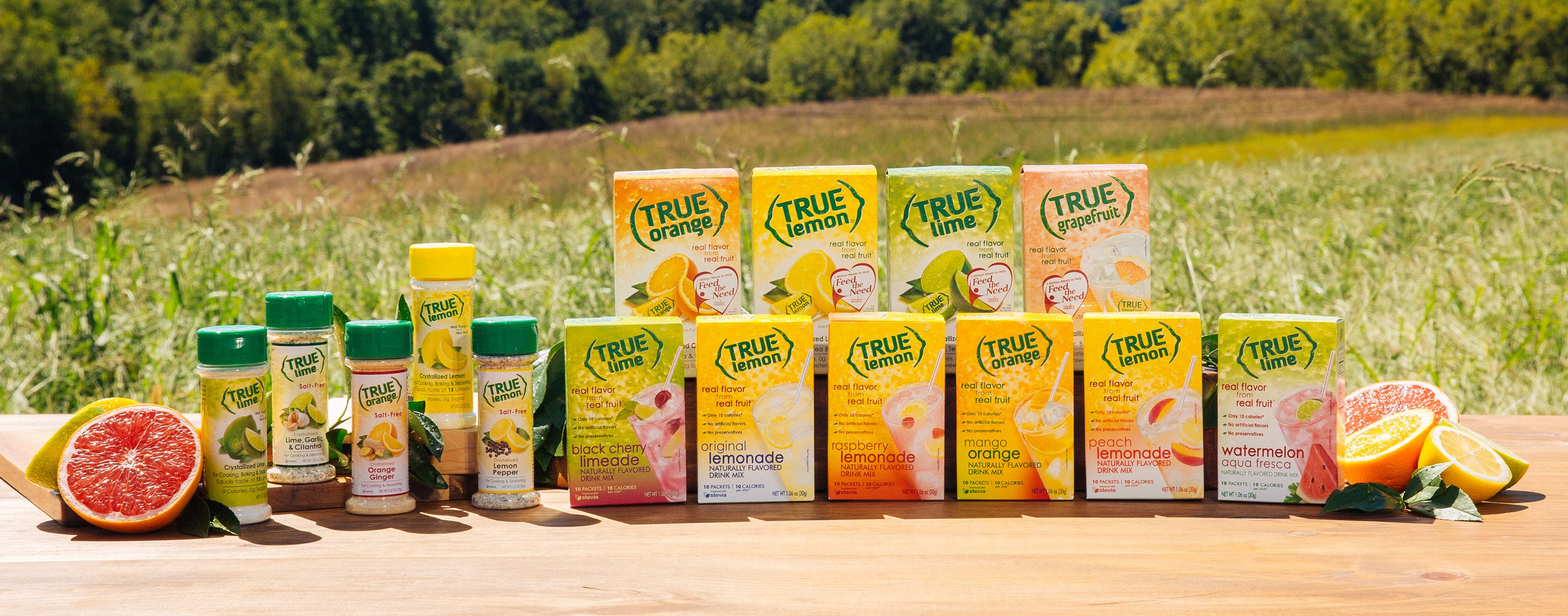 "True Citrus Launches 2017 ""New Year, True You"" Challenge"