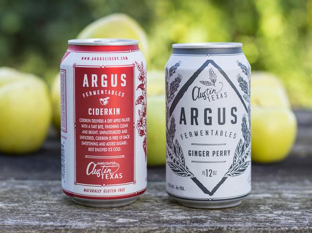 Argus Cidery Teams Up With Ardagh