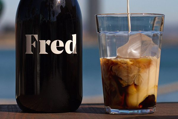 Cafe Fred Cold Brewed Coffee